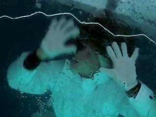 fétiche, sous l'eau
