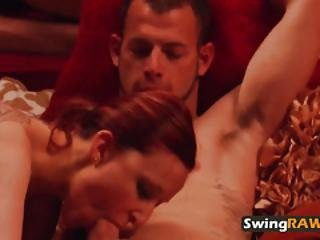 Horny Swinger Couple Wants To Full Swap In The Same Room
