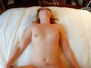 This Teen Knows How To Work A Cock