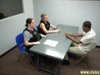 Ebony amateur huge dildo Prostitution Sting
