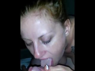 Dirty Girl Blowjob With Rimming And Swallow