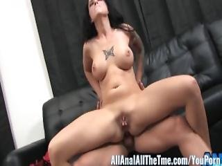Tattoo D Babe Tricia Oaks Get Fucked In Gaping Ass