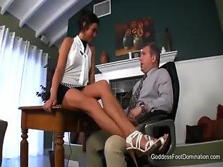Sexy schoolgirl bypasses homework for a hard 8