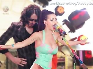 Katy Perry Fucking On Stage With Russell Brand