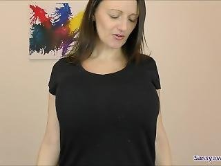I Found Pills To Make My Boobs Grow - Breast Expansion - Fetish Clip