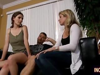 anal, nounou, gros téton, fille, bite, nique, maman, star du porno