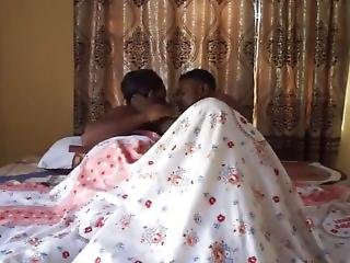 African Husband Records Wife And Brother