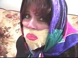 Elane Heavily Gagged