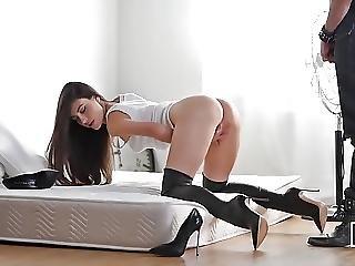 Lorena Garcia Anal Stick Service