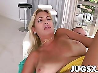 A Real Slut Sexy Busty Babe Jazmyn