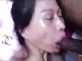 Asian Milf Mahkyo Sucking Skills