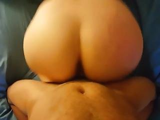 Fucking Big Ass Mom And Cumming On Her Juicy Ass I Meet Her At 6hookup.com