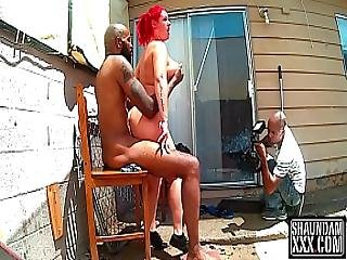 Behind The Scenes Of Splashed With Shaundam And Jada Coxxx