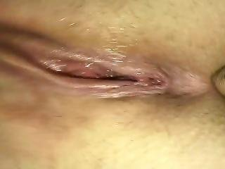 Pregnant Gf Squirts Cumshot On Cock Cumming Inside Pussy