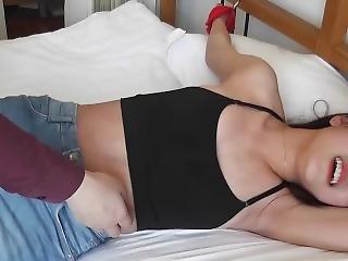 Chinabestrealtickling - Jenna - Tickled In Sportswear