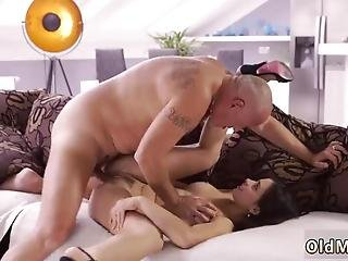 Ugly Old Man Young Girl Rough Sex For Fantastic Latina Babe