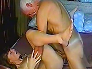 Grandpa Gets Some Fresh Young Pussy