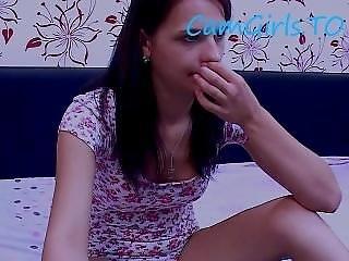 Frieda A Libya Babe Nerdy Enjoy Herself On Camera Mistress