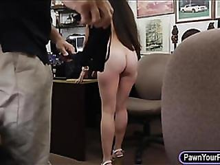 Ex Dominatrix Fucked By Horny Pawn Dude At The Pawnshop