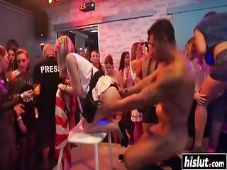 Incredible Orgy With Addictive Sluts Who Suck