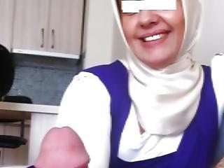 amateur, arabe, bonasse