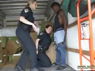 Young Man With Sexy Milf Xxx Teaches Teen Black Suspect Taken On A