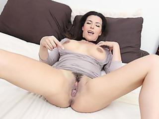 Horny Stepson Licks Stepmoms Juicy Pussy