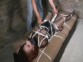 Kendra James - Tied Down And Vibed
