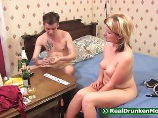 Afraid, that drunk mom fuck right! seems