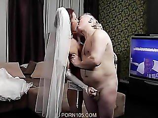 novia, doggystyle, duro, vieja