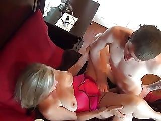 Mommy Having 3some With 2 Adopted Boys