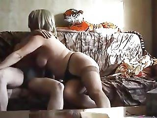 amateur, exwife, russisch, vrouw