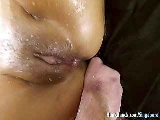 Annoying Asian Teen Gf Screaming Squirt Massage Real Amateur Pinay Filipina Finger Fuck