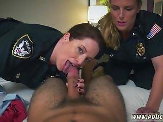Bitch Police Game And Gets Arrested And Fucked By A Cop First Time Noise