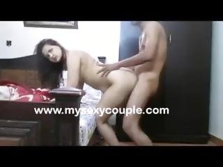 Bhabi Fucked Hard In Pussy