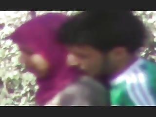 Hijab Turbanli Woods Anal Sex