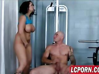 Busty Slut Carmella Bing Is Having Wild Sex In Gym