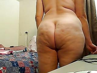 bedstemor, webcam
