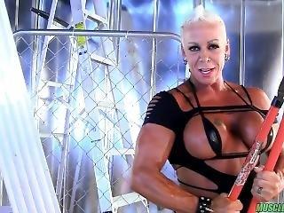 Industrial Strength Sexy Tina