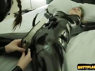 Latex And Chastity 1