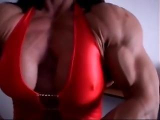arsch, fetter arsch, gross titte, posieren, sexy, solo
