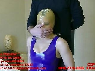 Kri Latex Hood And Sheet Breathplay - Preview
