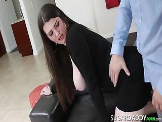 Big Tits Mcgee Gives Amazing Bj Fucks