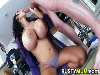 Amy Anderssen Has Big Tits