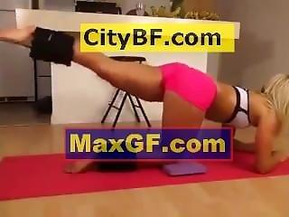 Sexy Fitness, Sexy Aerobic, Ass Training, Girls Workout