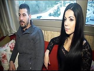 Sirina 105 - Amateur Greek Couple Fucks Passionately