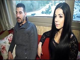 Sirina 105 - Amateur Greek Couple Fucks Passionately