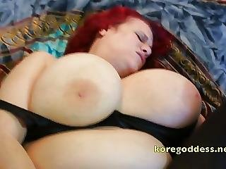 Ass Fucked Till She Squirts On His Cock