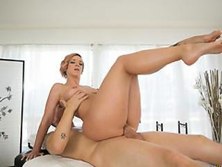 Jessy Jones Screwing Jada Stevens Pussy On Top