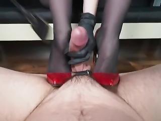 femdom, fetiche, aleman, orgasmo